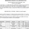 Résultats course école du 09/03 - Vivaux/Marseille